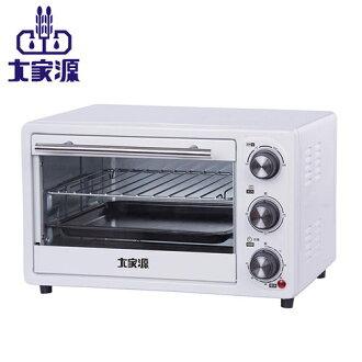 〈大家源〉 16L電烤箱SUS304不鏽鋼發熱管(TCY-3816)