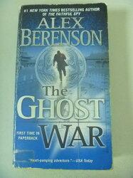 【書寶二手書T7/原文小說_IAU】The Ghost War_Alex Berenson