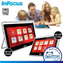 富可視 InFocus BiG TAB 平板電視電腦
