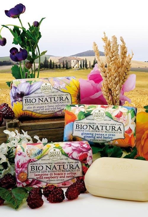 Nesti Dante 義大利手工皂 天然純植系列 純植人蔘大麥皂250g 《Belle倍莉小舖》
