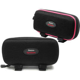 志達電子 鐵馬樂 攜帶 喇叭 音箱 腳踏車 摺疊車 登山車 公路車 MP3 MP4 PDA PSP ipod