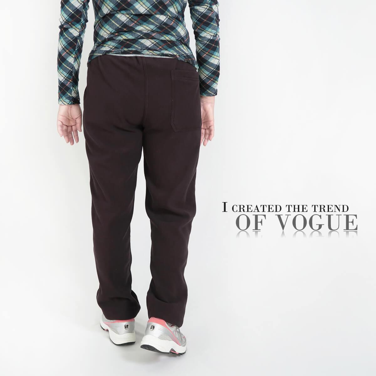 加大尺碼台灣製超細搖粒毛保暖褲 內裡刷毛保暖長褲 保暖棉褲長褲 機能纖維 全腰圍鬆緊帶 一件抵多件 MADE IN TAIWAN WARM FLEECE PANTS FLEECE LINED (020-2805-08)深藍色、(020-2805-19)深咖啡 腰圍M L XL 2L 3L(28~42英吋) 男女可穿 [實體店面保障] sun-e 4