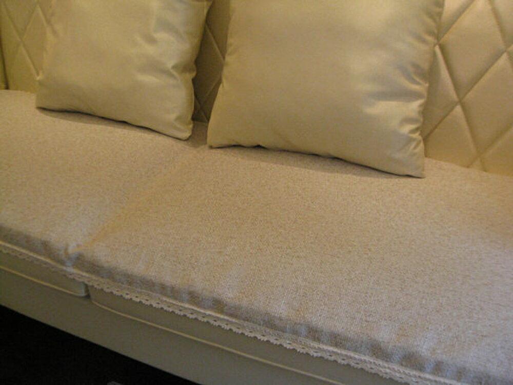 時尚簡約四季加厚沙發巾 沙發墊防滑沙發套2 (50*70cm)