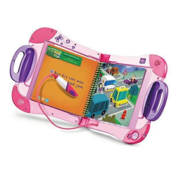 美國 LeapFrog 跳跳蛙 LeapStart Sr. 全英幼童行動學習機-新版(粉)好窩生活節 0