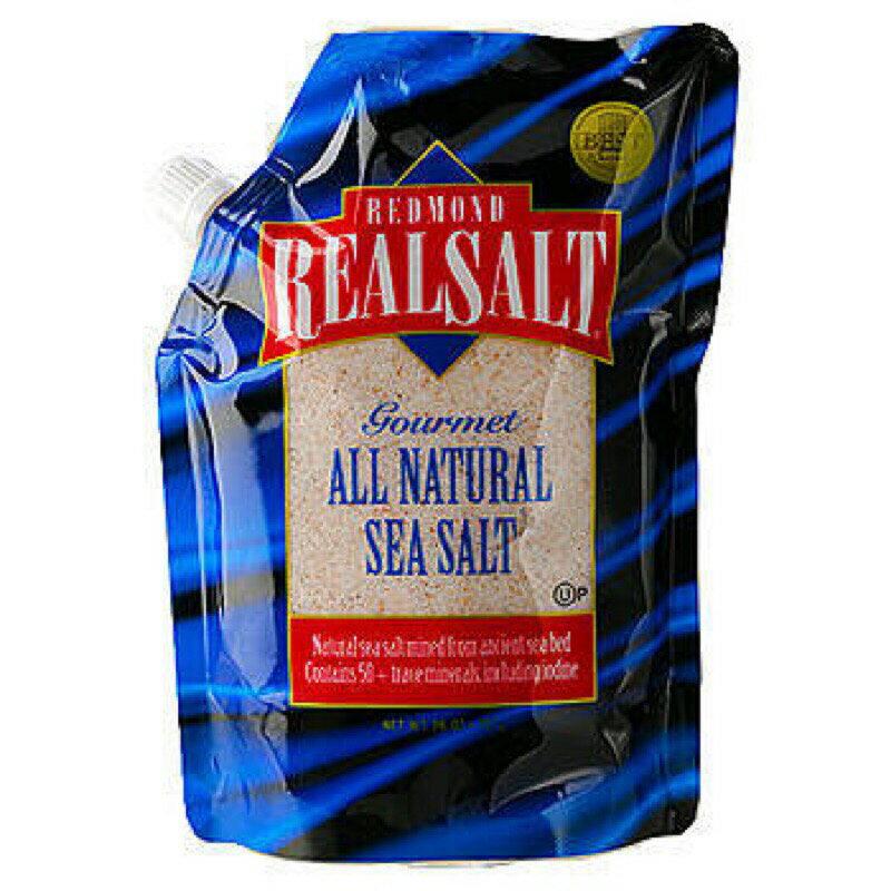 RealSalt 浚泰鑽石鹽 天然礦物海鹽 737g
