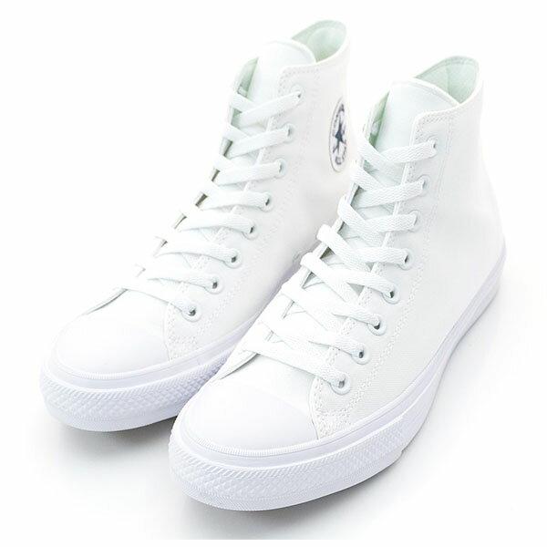 【CONVERSE】MENS ALL STAR 基本款 休閒鞋 白色 高筒帆布鞋 情侶鞋 (男女鞋)150148C【樂天會員限定 | 03/01-03/31單筆滿1000元結帳輸入序號『Spring1..