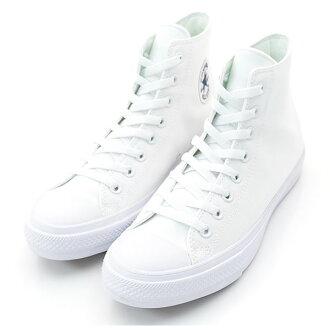 【CONVERSE】MENS ALL STAR 基本款 休閒鞋 白色 高筒帆布鞋 情侶鞋 (男女鞋)150148C