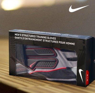 全新正品 NBA NIKE 健身手套 男款健身房運動 耐磨護腕 半指手套 防滑