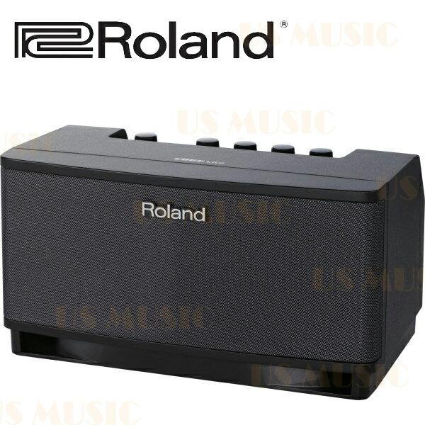 【非凡樂器】『黑色Roland CUBE LITE 桌上型電吉他音箱/擴大音箱』 10瓦 CUBE-LITE/可搭配iPHONE/iPAD 錄音