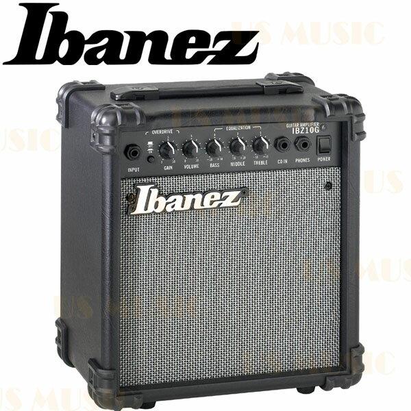 【非凡樂器】『IBANEZ IBZ10G 10W COMBO』電吉他音箱 IBZ-10G 10瓦小音箱 居家必備