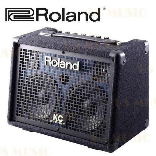 【非凡樂器】『ROLAND KC-110 立體聲鍵盤音箱Stereo Keyboard』 ROLAND音箱 KC110