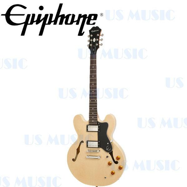 【非凡樂器】『Epiphone DOT ES-335 STYLE 爵士空心電吉他』原木色/加贈超值配件