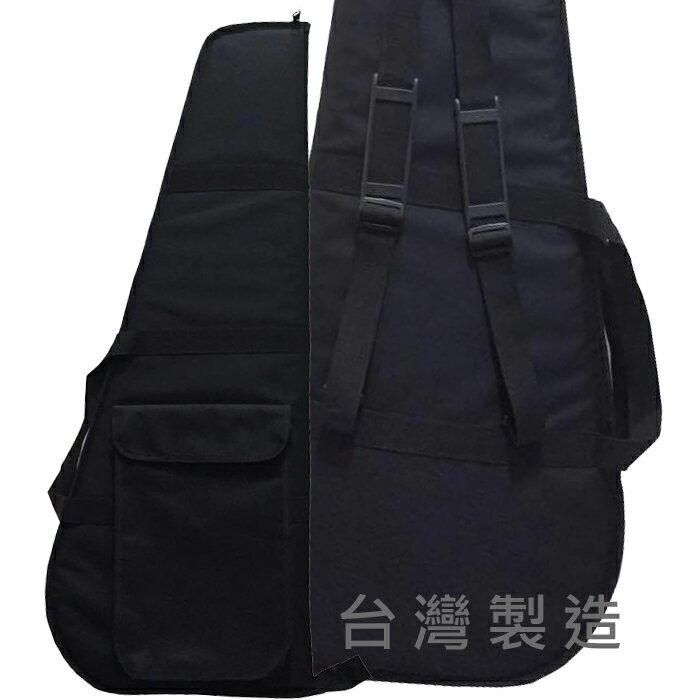 【非凡樂器】『電吉他 鋪棉三角厚琴袋』GUITER BAG/台灣製造精品/工廠直營最低價