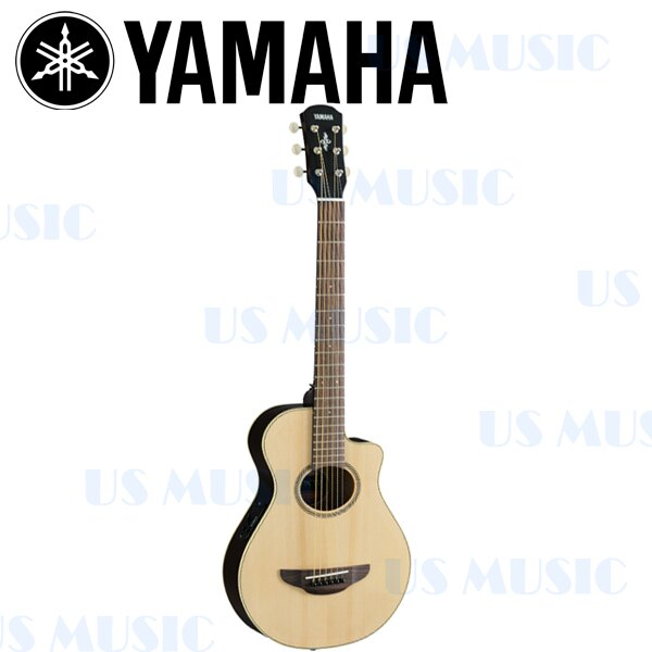 【非凡樂器】『原木色』YAMAHA 山葉 36吋旅行吉他 電木吉他 (APXT2) 含EQ