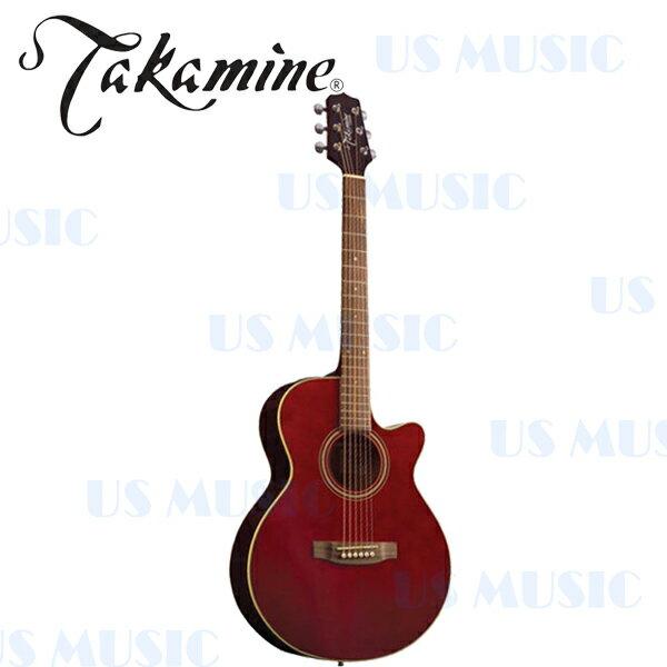 【非凡樂器】Takamine 木吉他 民謠吉他D51C(D-51C酒紅色) 全球音樂界信賴的品牌樂手的最愛
