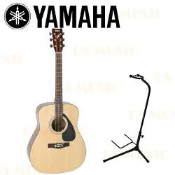 【非凡樂器】YAMAHA 山葉民謠吉他木吉他 F310+專利吉他架『超值優惠套餐組』