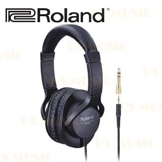 【非凡樂器】『ROLAND 立體聲監聽耳機 RH-5』RH5 高品質 超舒適耳罩式耳機
