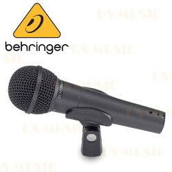 【非凡樂器】德國品牌百靈達 Behringer XM8500 動圈式麥克風適合唱歌或是樂器演奏使用 堅固的金屬結構 平衡式低噪音XLR輸出端