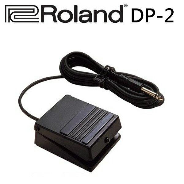 【非凡樂器】ROLAND樂蘭延音踏 DP-2/堅固耐用的延音踏板/腳踏開關板