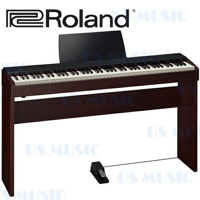 【非凡樂器】Roland 樂蘭88鍵標準數位鋼琴/電鋼琴/台灣公司貨一年保固F-20/ F20/棕色