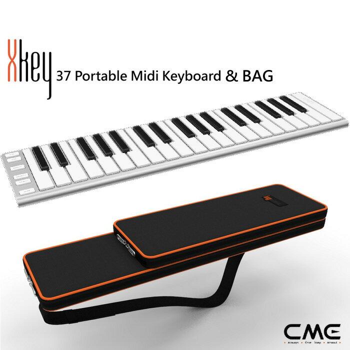 【非凡樂器】超薄時尚控制鍵盤 CME Xkey37 超簡單上手/輕薄時尚外觀/控制鍵盤/含Solar專用包