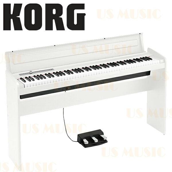 【非凡樂器】KORG 2014全新上市 LP-180『時尚白』 88鍵電鋼琴/數位鋼琴(LP180)