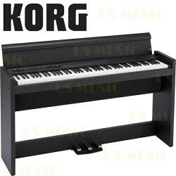 【非凡樂器】『典雅黑色KORG 數位鋼琴 電鋼琴 LP-380 LP380』日本原裝進口 原廠公司貨一年半保固