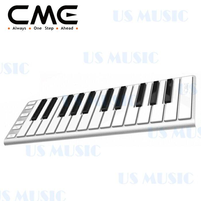 【非凡樂器】超薄時尚控制鍵盤 CME Xkey 超簡單上手/輕薄時尚外觀/25鍵控制鍵盤 搭配 專用琴袋