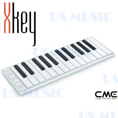 【非凡樂器】超薄時尚控制鍵盤 CME Xkey 超簡單上手/輕薄時尚外觀/25鍵控制鍵盤
