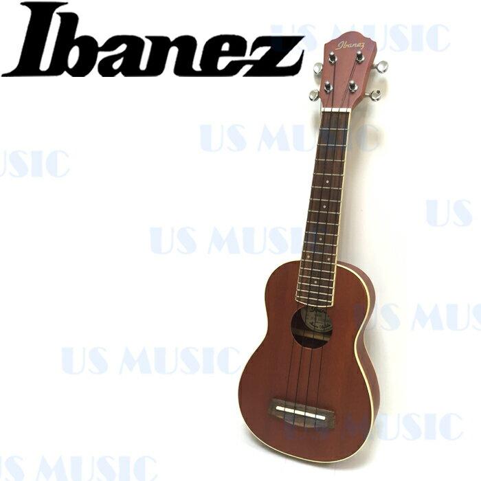 【非凡樂器】世界知名大廠 Ibanez 21吋烏克麗麗『Iuks5』音色與手感兼具的Ukulele
