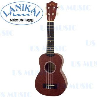 【非凡樂器】『德國品牌Lanikai LU-11』烏克麗麗 21吋 Ukulele烏克麗麗/加送調音器