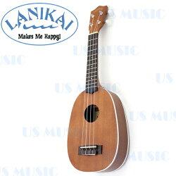 【非凡樂器】『德國品牌Lanikai LU-21P』鳳梨型烏克麗麗 21吋 Ukulele烏克麗麗/加送調音器