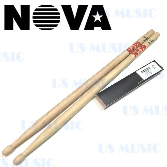 【非凡樂器】『NOVA 7A爵士鼓棒』Vic Firth副廠/原木色鼓棒