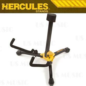 【非凡樂器】『HERCULES 海克力斯 GS401B』迷你木吉他架 創新的重力自鎖AGS系統