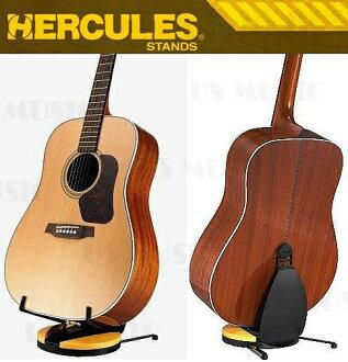【非凡樂器】『海克力斯 HERCULES istand GS601B』飛碟型電吉他架 GS-601B 方便攜帶可收納於大多數的吉他前袋