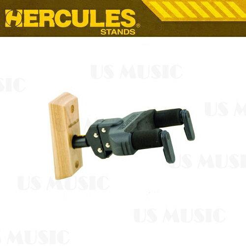 【非凡樂器】『HERCULES 海克力斯 GSP38WB』單支吉他架 木製底座固定式
