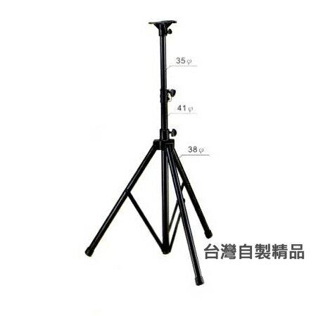 【非凡樂器】『YHY台灣自製 S818B 折疊 音箱架』喇叭架/三節粗架/(單支)