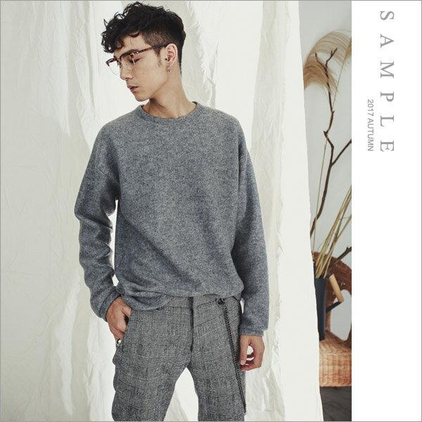 sample:平光眼鏡眉框金邊【AG19350】-SAMPLE