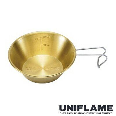 ├登山樂┤日本UNIFLAME黃銅掛耳杯300ml#U668078