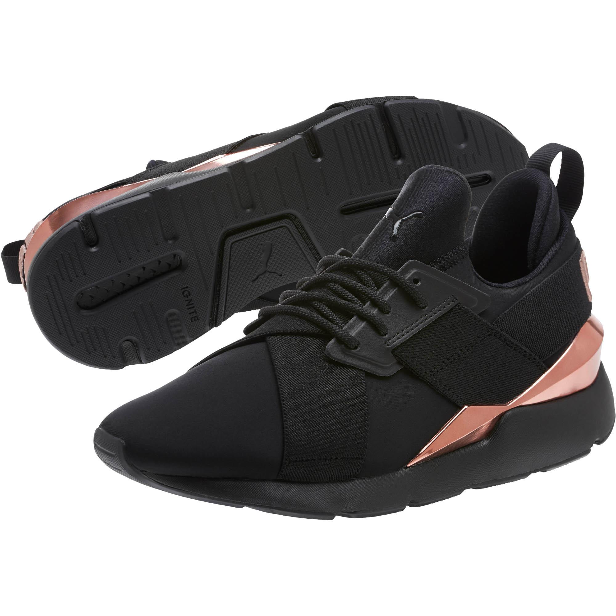 50120a3f6d80 Official Puma Store  PUMA Muse Metal Women s Sneakers Women Shoe ...