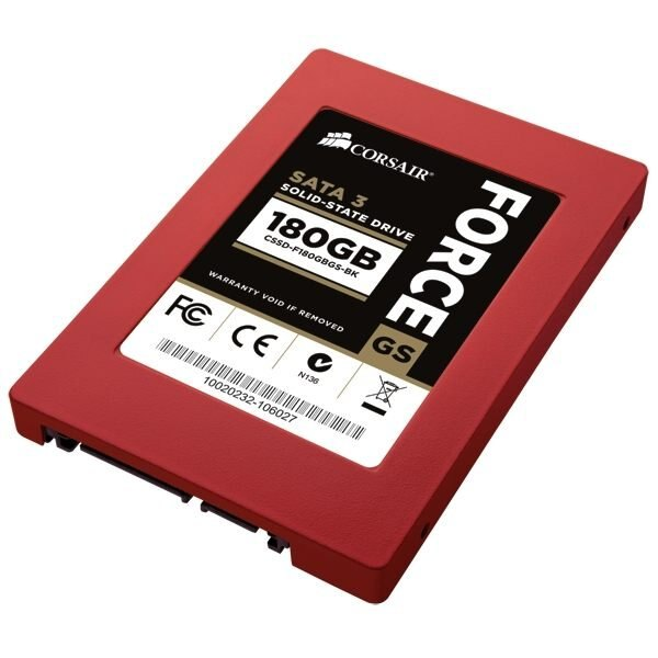 ~新風尚潮流~海盜船ForceGS 180G SATA3 SSD 固態硬碟 同步 CSSD