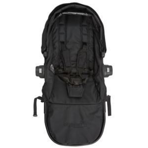 美國【Baby Jogger】City Select 推車專用雙人第二座椅(黑) 2