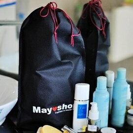 美麗大街【S101100512】旅行衣物收納袋 鞋袋 化妝袋 小物萬用收納束口袋