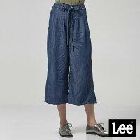 牛仔寬褲推薦到Lee 牛仔寬褲/RG-季節性版型-深藍色洗水就在Lee Jeans tw推薦牛仔寬褲Cosplay