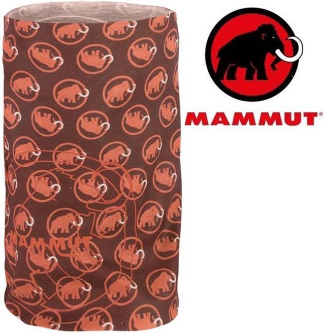 Mammut 長毛象 透氣排汗頭巾 Zion 1090-03591 3427魔力紅
