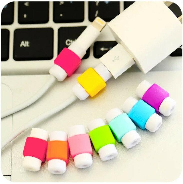 iPhone線套 充電線套 傳輸線套 i線套 蘋果充電數據線保護套 蝴蝶結保護器 充電線防護器