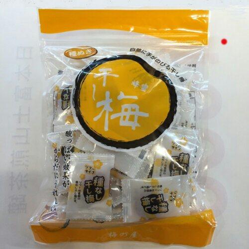 有樂町進口食品 日本進口 梅之屋無籽梅肉(蜂蜜) 散裝出售 4995257070707 1
