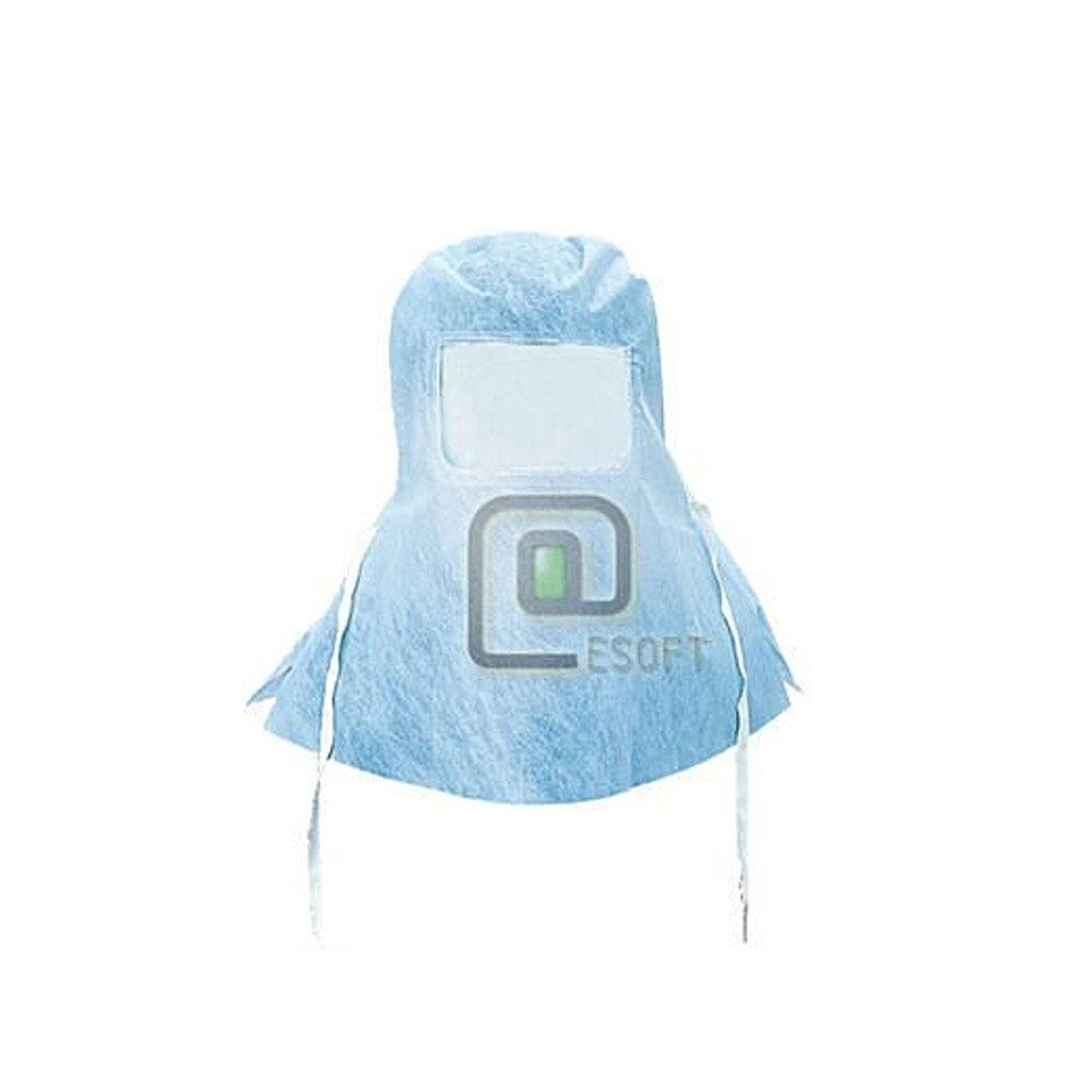 【愛挖寶】藍鷹牌 NP-316 防塵頭巾 PVC材質 適用粉塵/灰塵/清掃/汙染防治/環境衛生