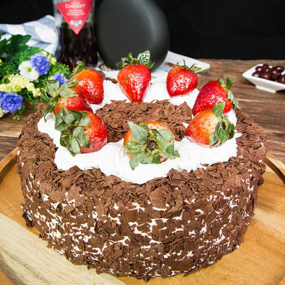 【上城蛋糕】草莓黑森林8吋,幸福草莓季-大湖草莓與巧克力戚風, 草莓蛋糕, 黑森林蛋糕, 水果蛋糕, 戚風蛋糕, 下午茶甜點首選