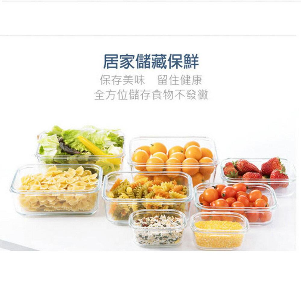 Glasslock 附提把手提強化玻璃保鮮盒- 2500ml/韓國製造/可微波/野餐手提款/耐瞬間溫差120度/減塑餐盒 6
